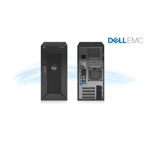 Dell PowerEdge T30 Intel Xeon E3-1225 v5 3 3GHz 4C/4T